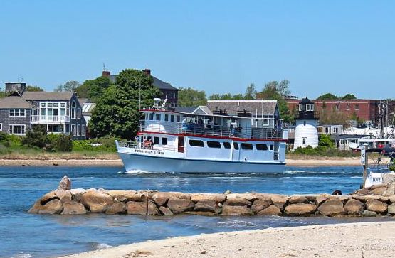 Take a Fun Tour Around Hyannis Harbor