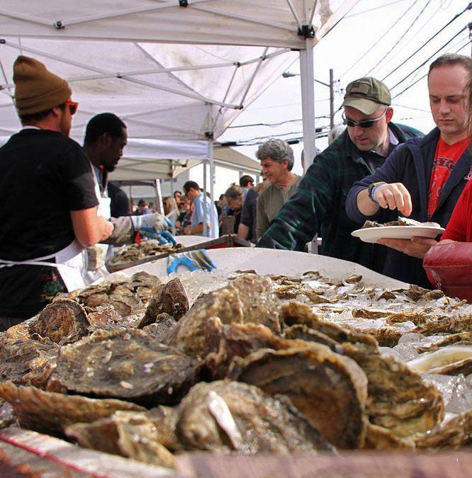 The Wellfeet Oyster Festival